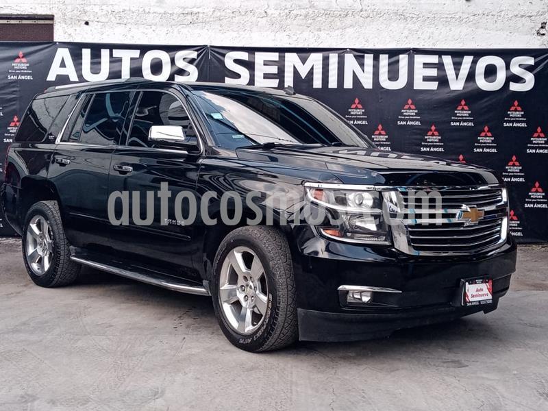 Chevrolet Tahoe LTZ 4x4 usado (2015) color Negro precio $495,000