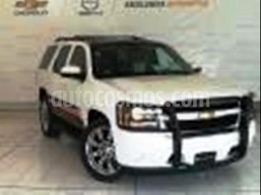 Chevrolet Tahoe LT Piel Quemacocos usado (2009) color Blanco precio $179,000