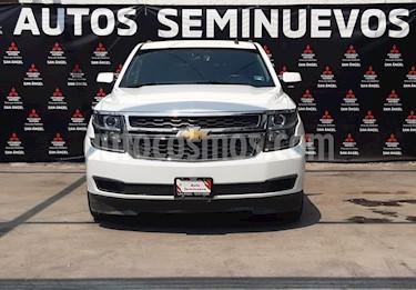 Chevrolet Tahoe Paq A usado (2016) color Blanco precio $490,000