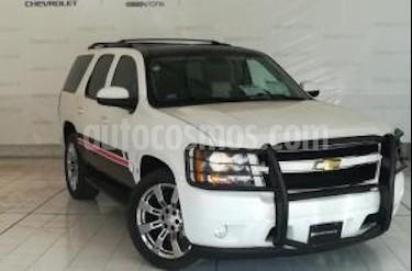 Chevrolet Tahoe 5P AUT PIEL CD 2A FILA ASIENTOS  (D) usado (2009) color Blanco precio $179,000