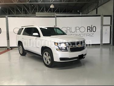 Chevrolet Tahoe LT Paq C  usado (2016) color Blanco precio $529,000