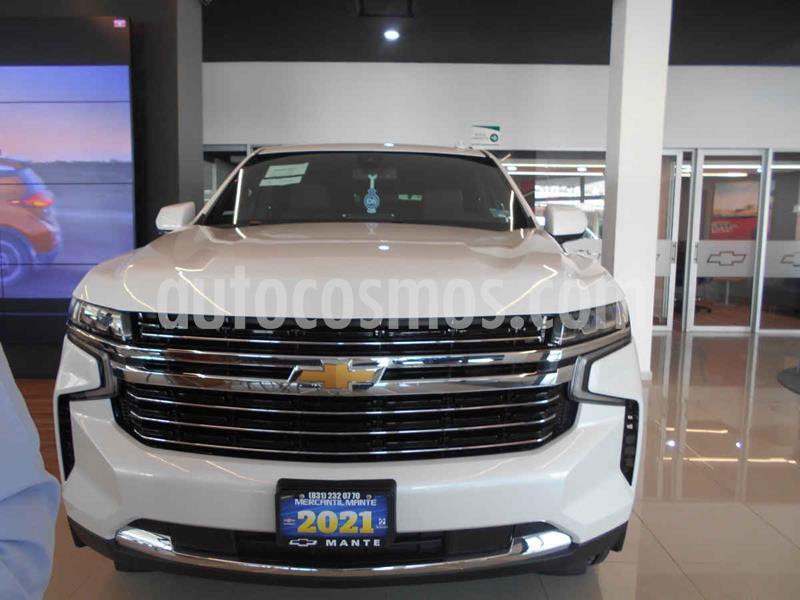 Chevrolet Tahoe LT nuevo color Blanco precio $1,331,500