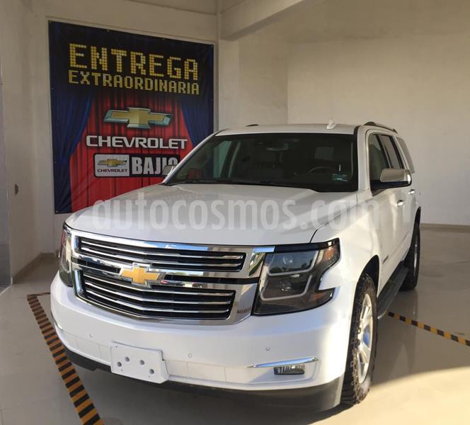 Chevrolet Tahoe Paq D  usado (2019) color Blanco precio $835,000