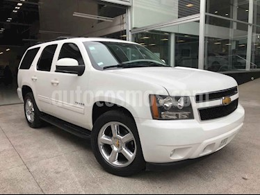 Chevrolet Tahoe LT Paq E 4x4 usado (2013) color Blanco precio $269,000