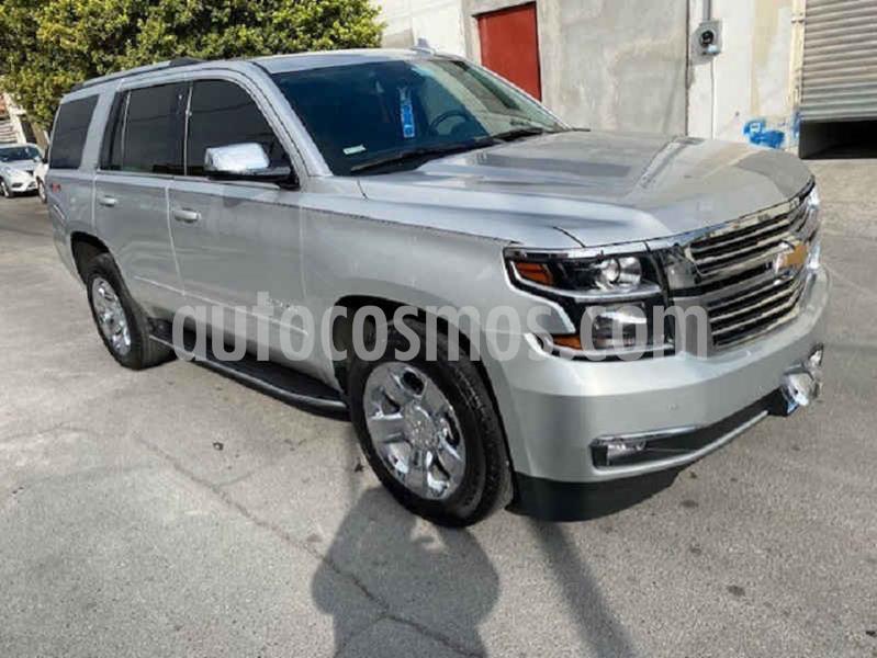 foto Chevrolet Tahoe Premier Piel 4x4 usado (2020) color Plata precio $1,070,000