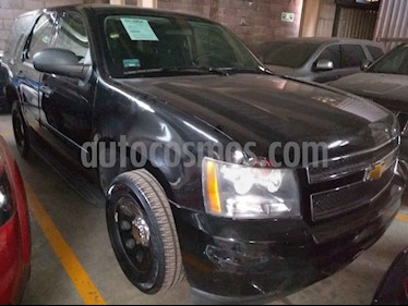 Foto venta Auto usado Chevrolet Tahoe Paq A  (2014) color Negro precio $289,000