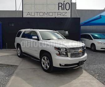 Foto venta Auto usado Chevrolet Tahoe Premier Piel 4x4 (2017) color Blanco precio $709,000