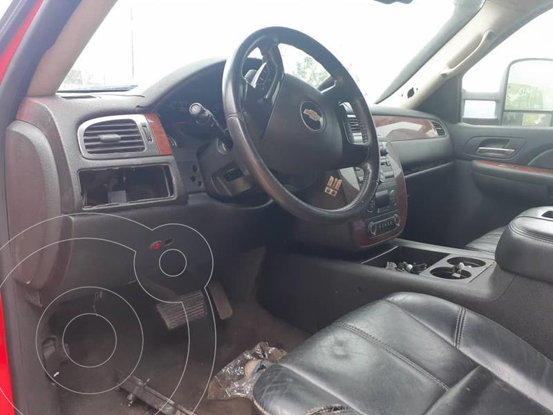 Chevrolet Tahoe LT usado (2007) color Naranja precio BoF4.500