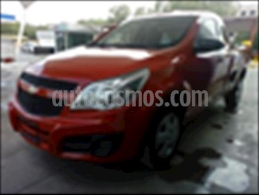Chevrolet Tornado 2P LS L4 18 MAN usado (2015) color Rojo precio $150,000