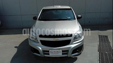 Foto venta Auto usado Chevrolet Tornado LS Ac (2017) color Plata precio $175,000