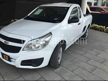 Foto venta Auto usado Chevrolet Tornado LS (2018) color Blanco precio $210,500
