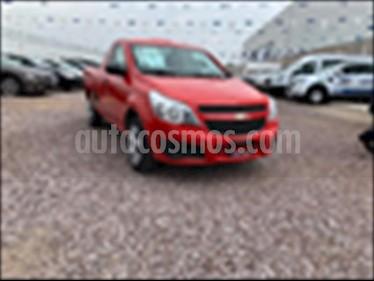 Chevrolet Tornado LS usado (2017) color Rojo precio $185,000