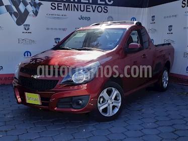 Foto venta Auto usado Chevrolet Tornado LT (2018) color Rojo Victoria precio $245,000