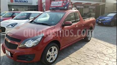 Foto venta Auto usado Chevrolet Tornado LT (2018) color Rojo precio $230,500