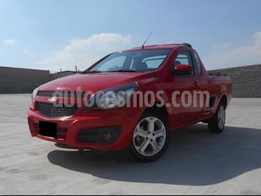Foto venta Auto usado Chevrolet Tornado LT (2017) color Rojo Victoria precio $199,000