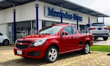 Foto venta Auto usado Chevrolet Tornado LT (2018) color Rojo Victoria precio $218,000