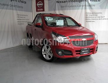Chevrolet Tornado LT usado (2019) color Rojo precio $245,000