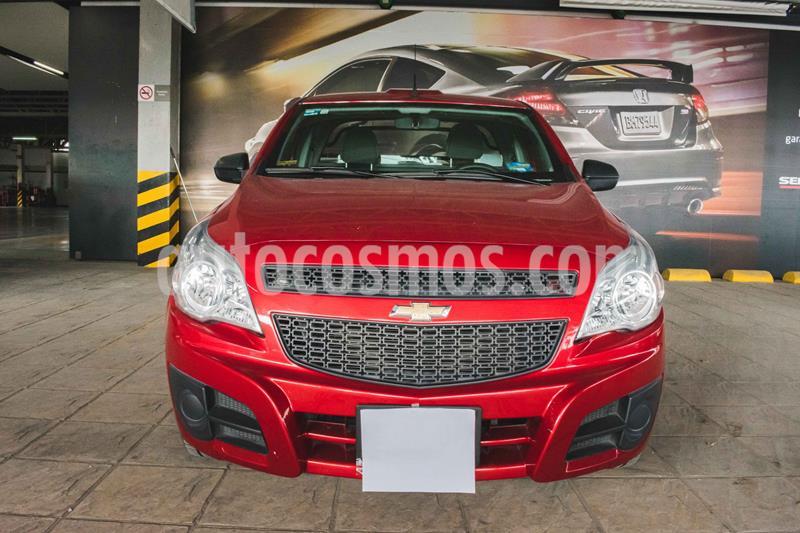 Chevrolet Tornado LS Ac usado (2019) color Rojo precio $250,000