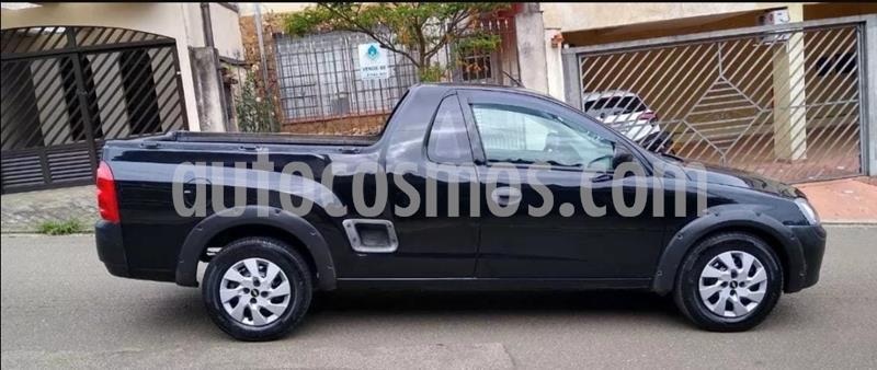 Chevrolet Tornado LS Ac usado (2010) color Negro precio $62,500