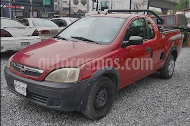 Chevrolet Tornado Paq M usado (2008) color Rojo precio $75,000