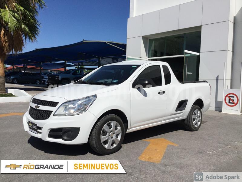 Chevrolet Tornado LS Ac usado (2019) color Blanco precio $210,000