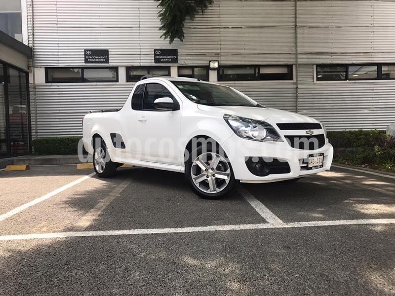 Chevrolet Tornado LT usado (2018) color Blanco precio $218,000