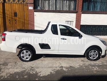 Chevrolet Tornado Paq B usado (2015) color Blanco precio $127,500