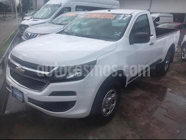 Chevrolet Tornado LS Ac usado (2017) color Blanco precio $245,000