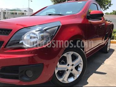 Chevrolet Tornado LT usado (2018) color Rojo Victoria precio $195,000