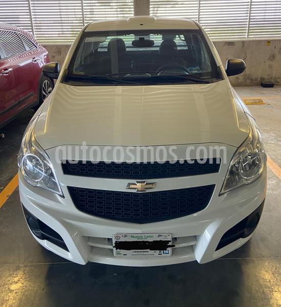 Chevrolet Tornado Paq B usado (2017) color Blanco precio $185,000