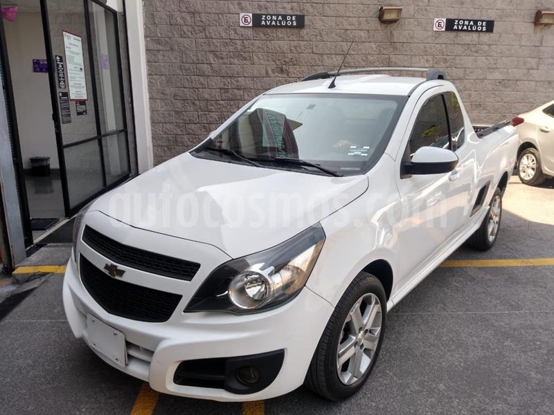 Chevrolet Tornado LT usado (2018) color Blanco precio $220,000