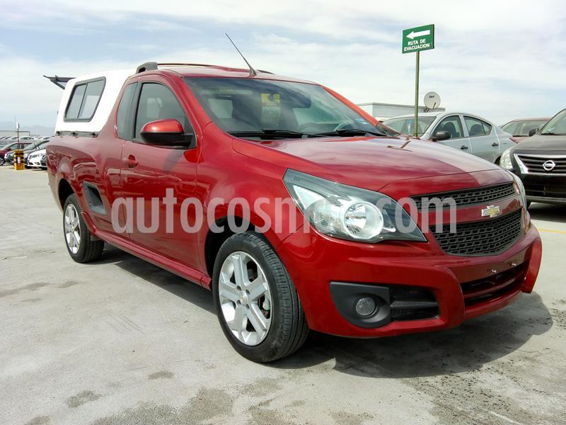 Chevrolet Tornado Paq C usado (2018) color Rojo precio $230,000