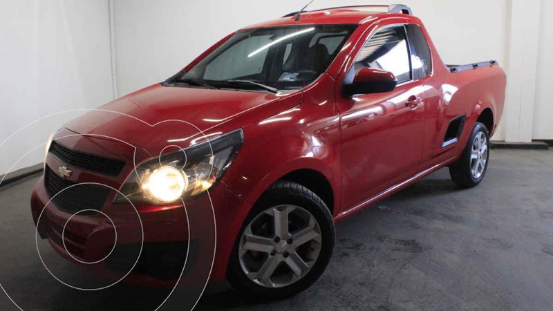 Foto Chevrolet Tornado LT usado (2017) color Rojo precio $215,000