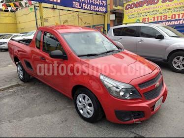 Chevrolet Tornado LS Ac usado (2014) color Rojo precio $130,000