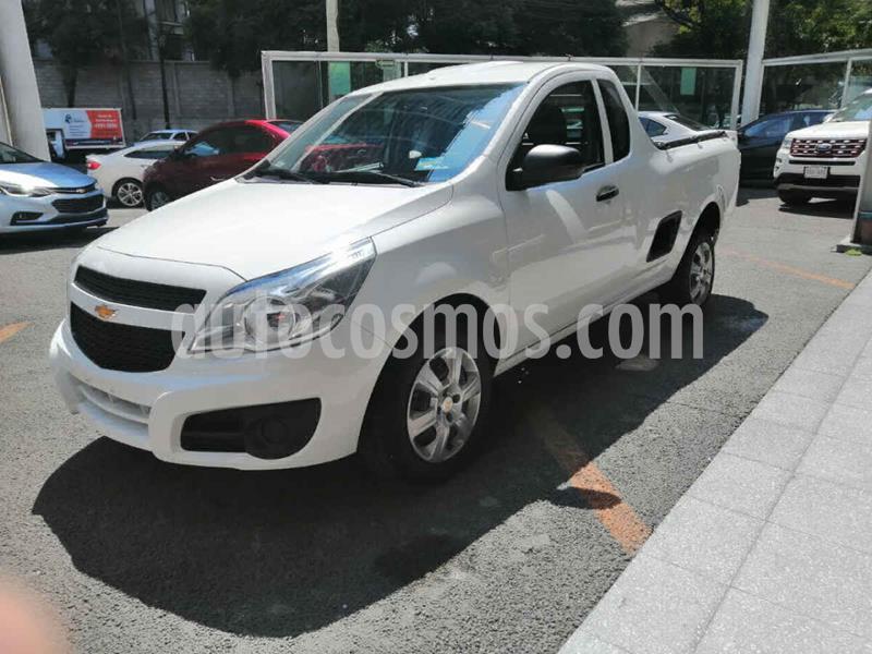 Chevrolet Tornado LS usado (2019) color Blanco precio $225,000