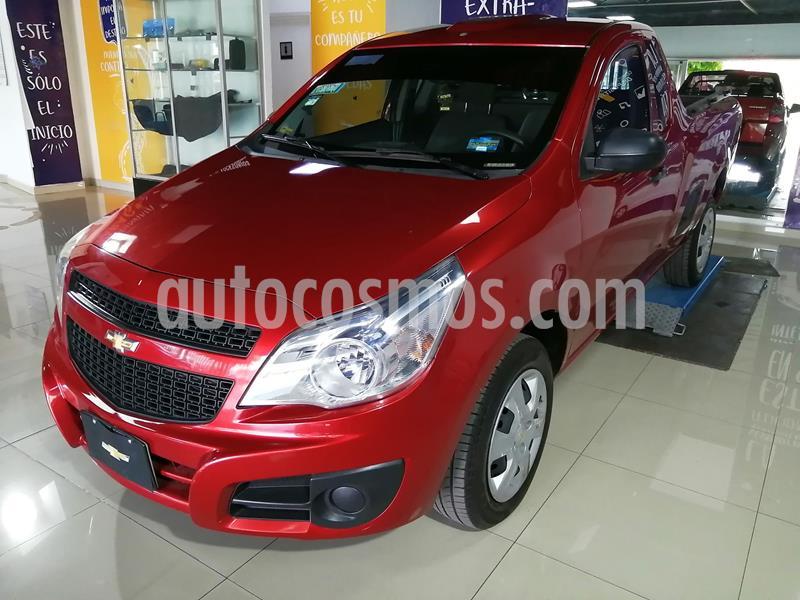 Chevrolet Tornado LS Ac usado (2019) color Rojo precio $199,000