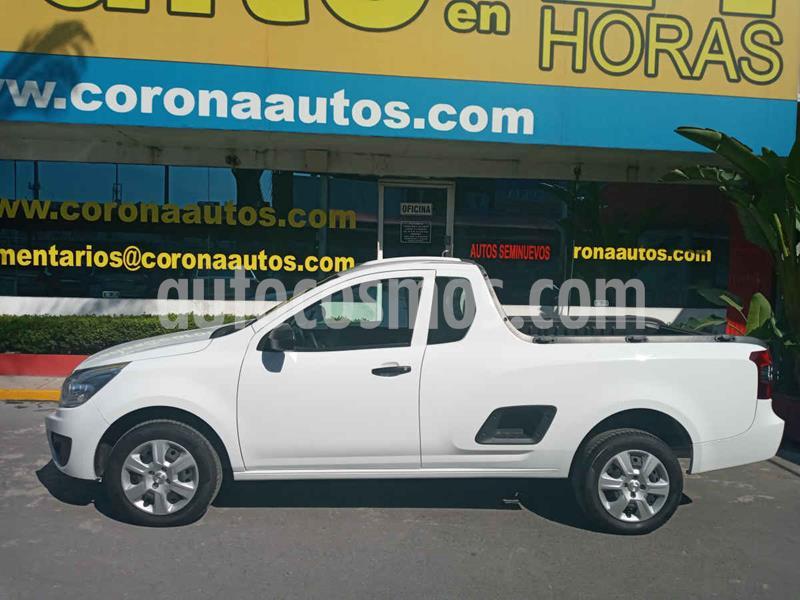 Chevrolet Tornado LS usado (2019) color Blanco precio $225,900