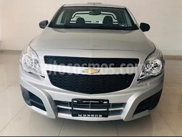 Foto venta Auto usado Chevrolet Tornado Paq B (2019) color Plata precio $228,000