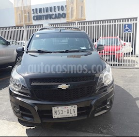 Foto venta Auto usado Chevrolet Tornado PICK UP C (2017) color Negro Onix precio $215,000