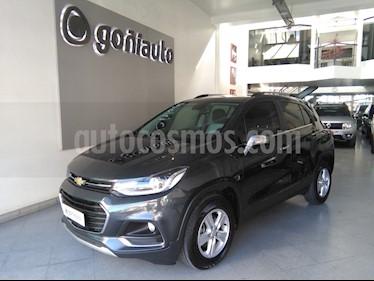 Foto venta Auto usado Chevrolet Tracker - (2017) color Gris Oscuro precio $660.000