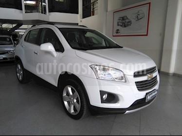 Foto venta Auto usado Chevrolet Tracker - (2016) color Blanco precio $595.000