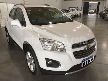 Chevrolet Tracker - usado (2016) color Blanco precio $820.000