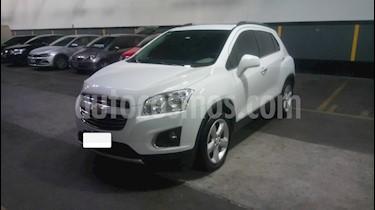 Foto venta Auto usado Chevrolet Tracker - (2016) color Blanco precio $590.000