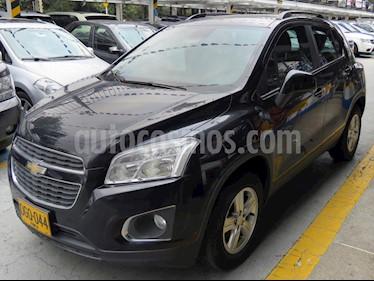 Foto venta Carro usado Chevrolet Tracker 1.8 LS Aut (2014) color Negro precio $44.000.000