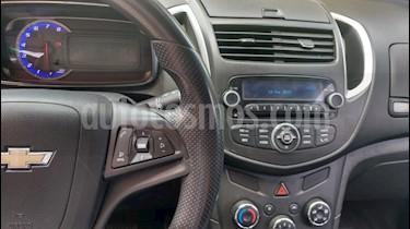 Foto venta Carro usado Chevrolet Tracker 1.8 LS Aut (2013) color Negro precio $38.000.000