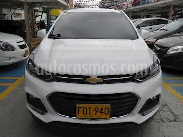 Foto venta Carro usado Chevrolet Tracker 1.8 LS Aut  (2019) color Blanco precio $63.900.000