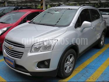 Foto venta Carro usado Chevrolet Tracker 1.8 LS Aut  (2016) color Plata precio $49.900.000