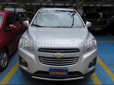 Chevrolet Tracker 1.8 LS Aut  usado (2016) color Plata precio $45.900.000