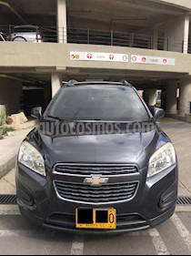 Chevrolet Tracker 1.8 LS usado (2014) color Gris precio $34.000.000