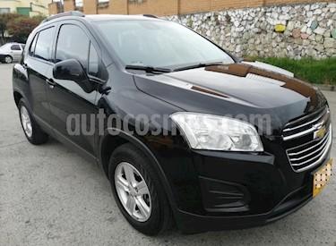 Chevrolet Tracker 1.8 LS usado (2016) color Negro precio $45.000.000